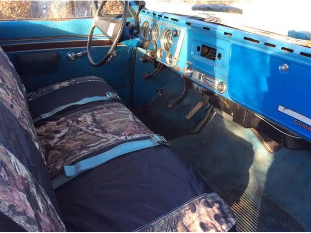 1971 GMC 1500 (CC-1146159) for sale in Cadillac, Michigan