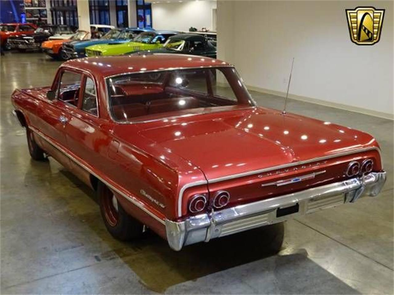 1964 Chevrolet Biscayne (CC-1146161) for sale in Cadillac, Michigan