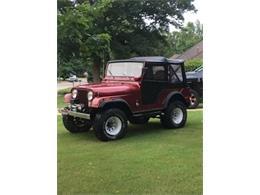 1971 Jeep CJ5 (CC-1146164) for sale in Cadillac, Michigan
