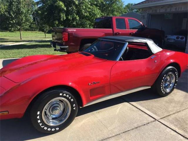 1974 Chevrolet Corvette (CC-1146228) for sale in Cadillac, Michigan