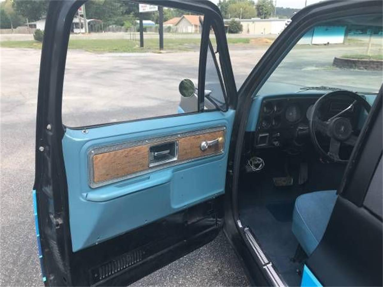 1977 Chevrolet Blazer (CC-1146244) for sale in Cadillac, Michigan