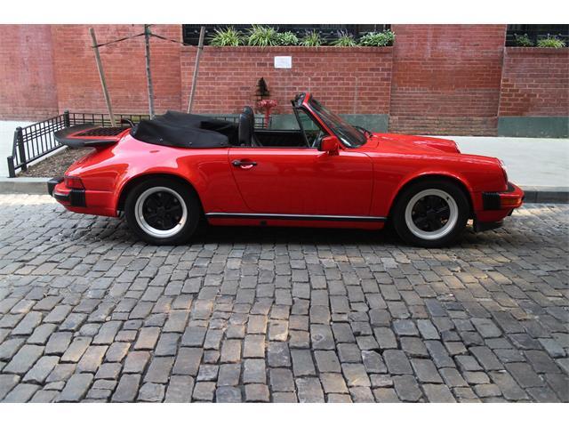 1987 Porsche 911 (CC-1146400) for sale in New York, New York