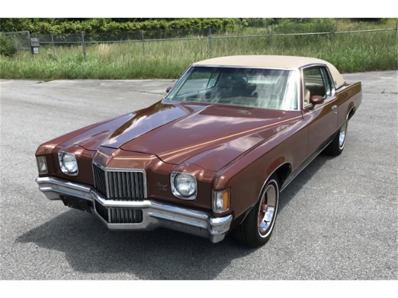 1971 Pontiac Grand Prix (CC-1146474) for sale in Harpers Ferry, West Virginia
