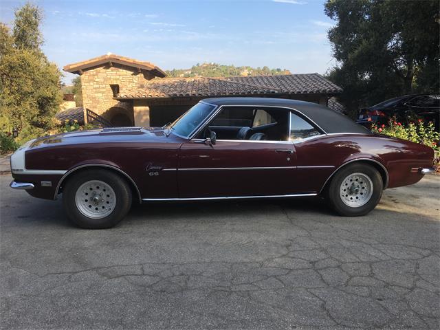 1967 Chevrolet Camaro SS (CC-1146508) for sale in La Canada Flintridge , California