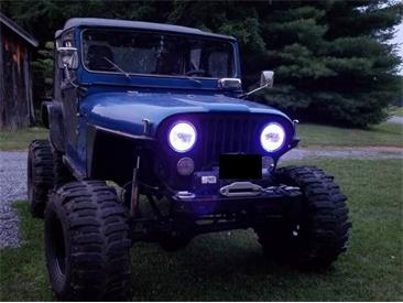 1973 Jeep CJ5 (CC-1146564) for sale in Cadillac, Michigan