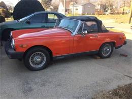 1978 MG Midget (CC-1146565) for sale in Cadillac, Michigan