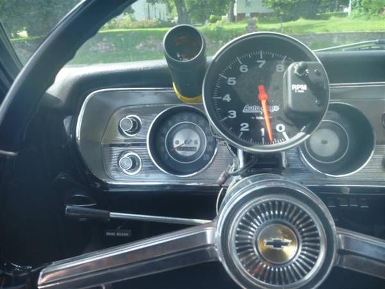 1965 Chevrolet El Camino (CC-1146587) for sale in Cadillac, Michigan