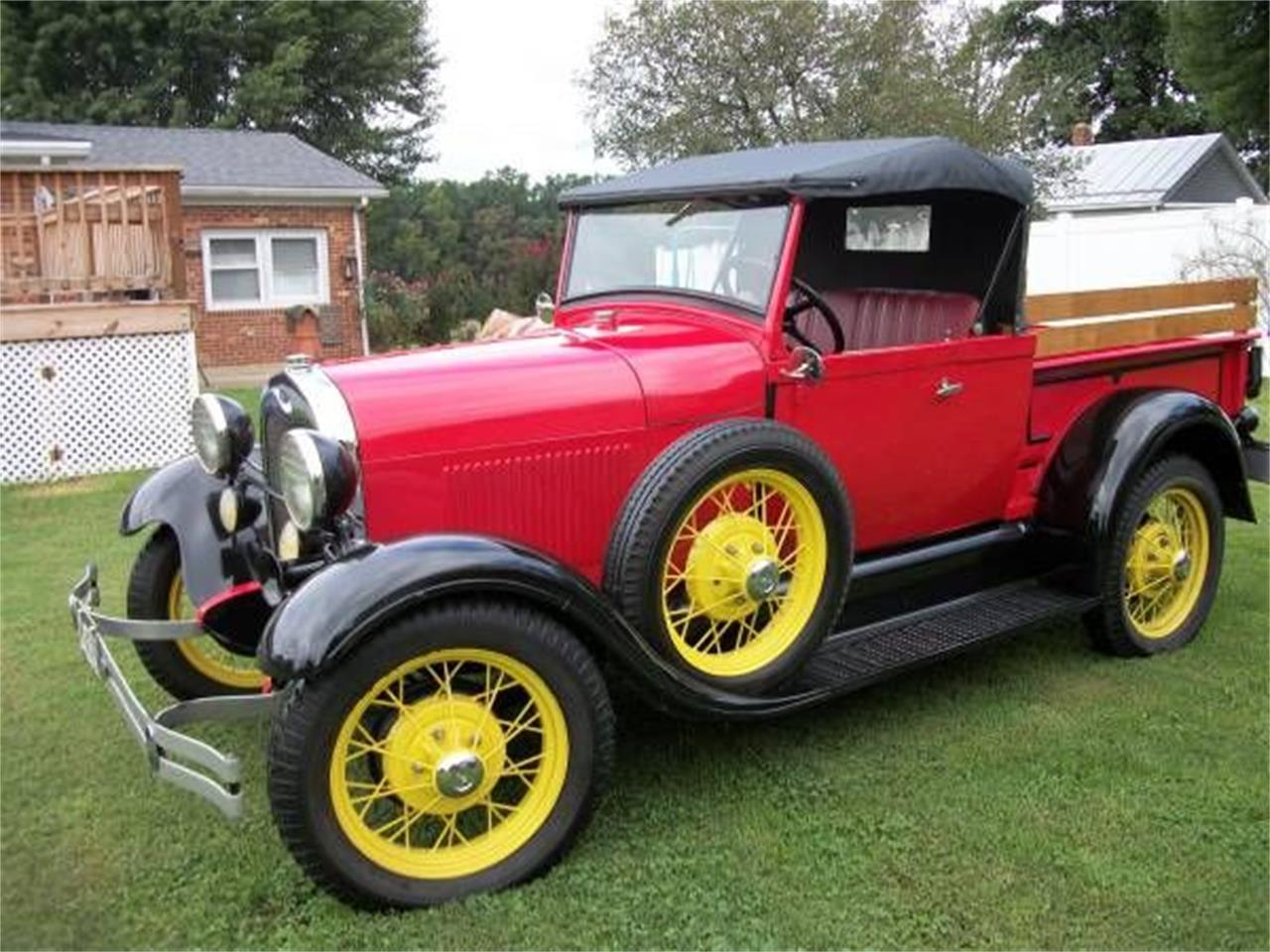 1929 Ford Model A (CC-1146602) for sale in Cadillac, Michigan