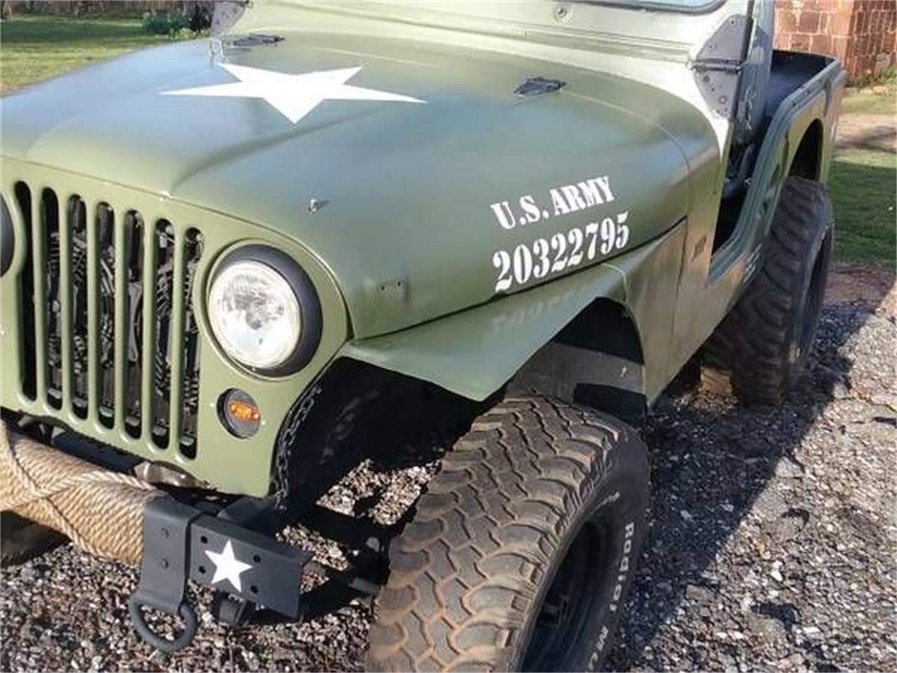 1960 Willys Jeep (CC-1146608) for sale in Cadillac, Michigan