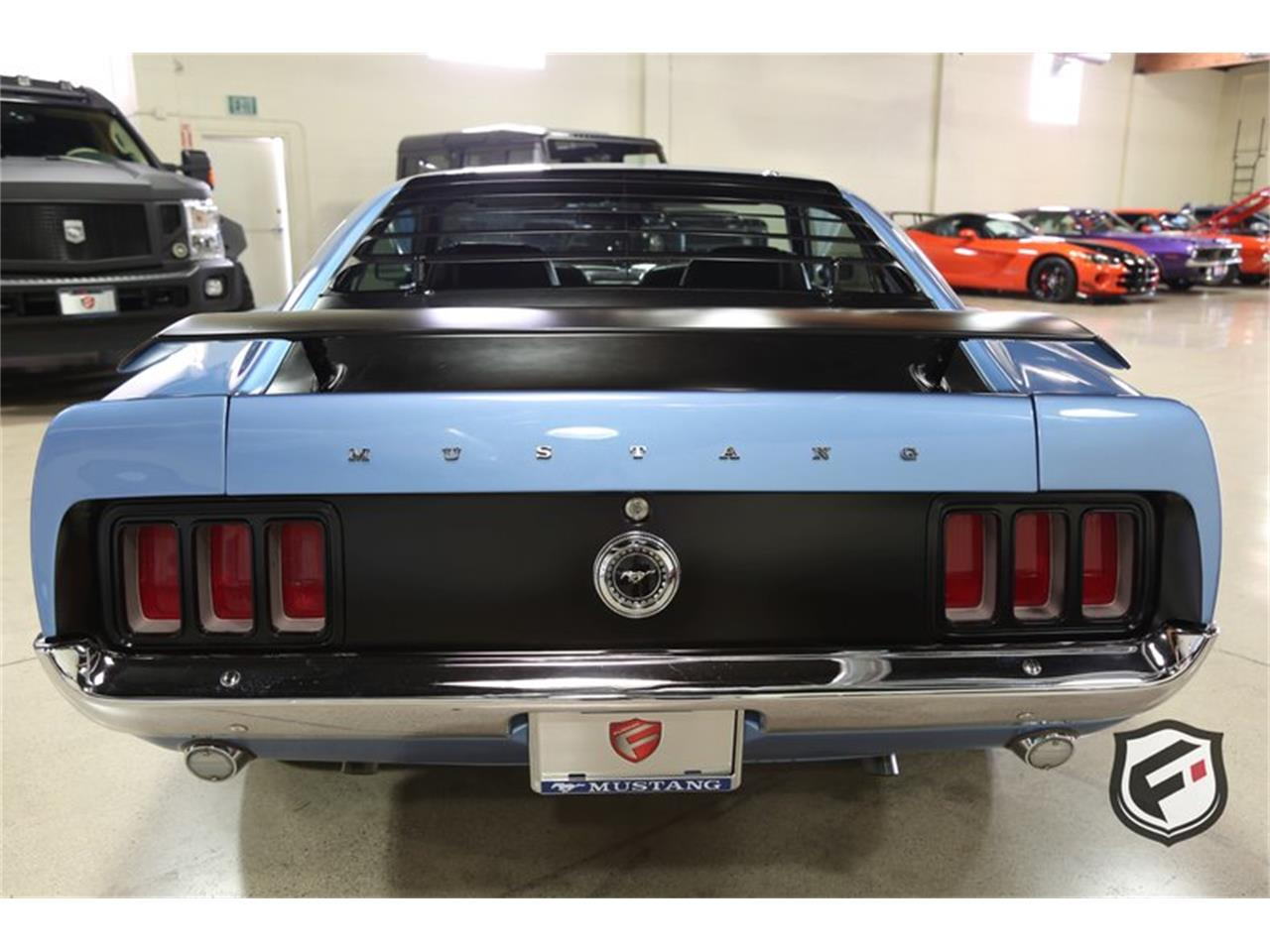 1970 Ford Mustang (CC-1146652) for sale in Chatsworth, California