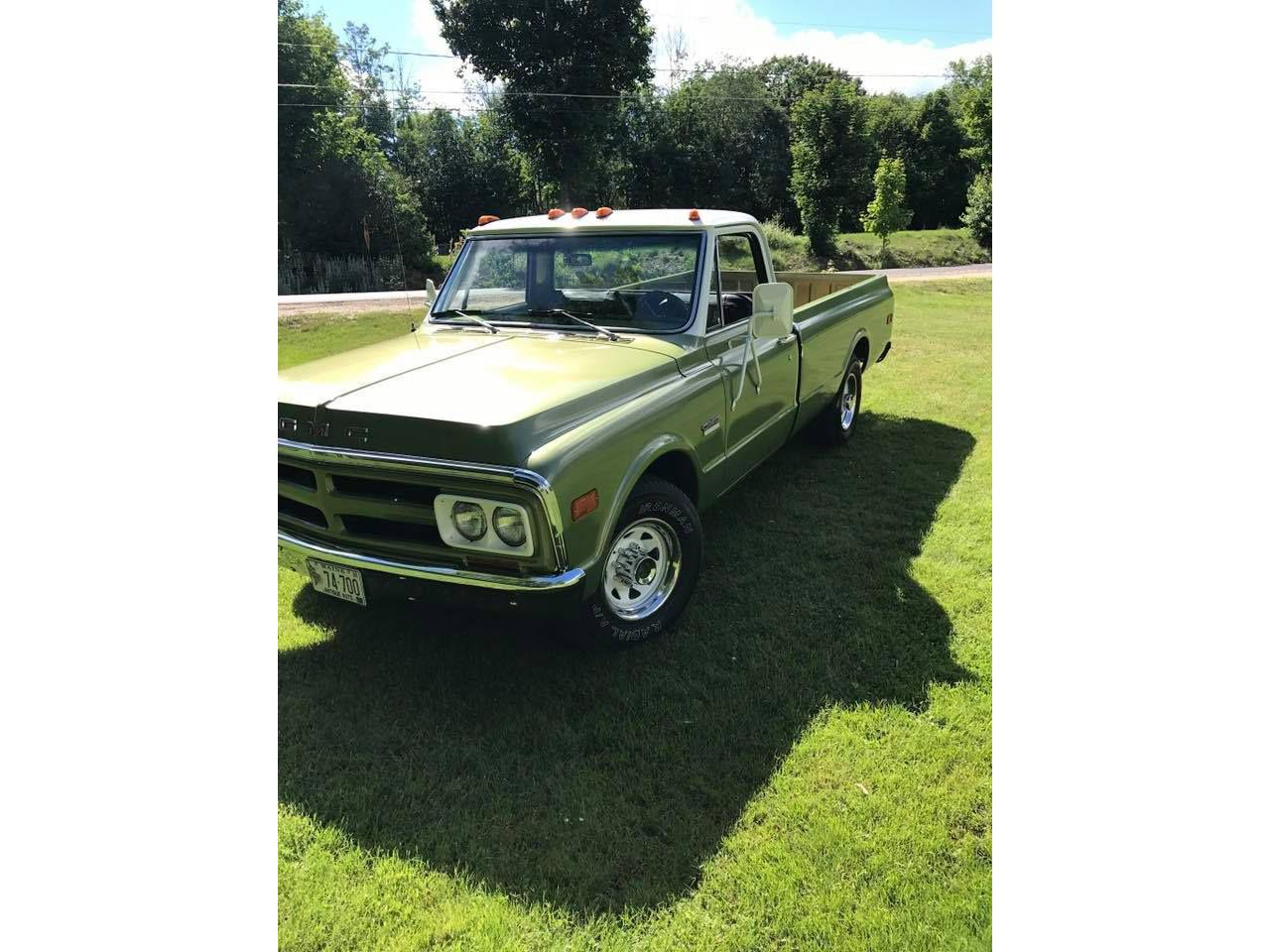 1970 GMC 2500 (CC-1146711) for sale in West Pittston, Pennsylvania
