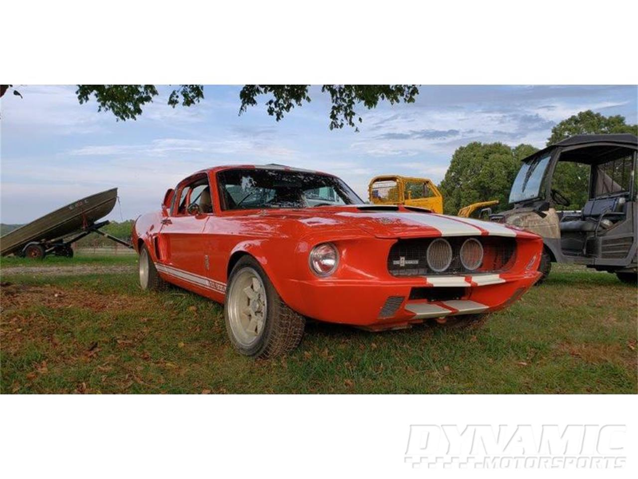 1967 Shelby GT500 (CC-1146751) for sale in Garland, Texas