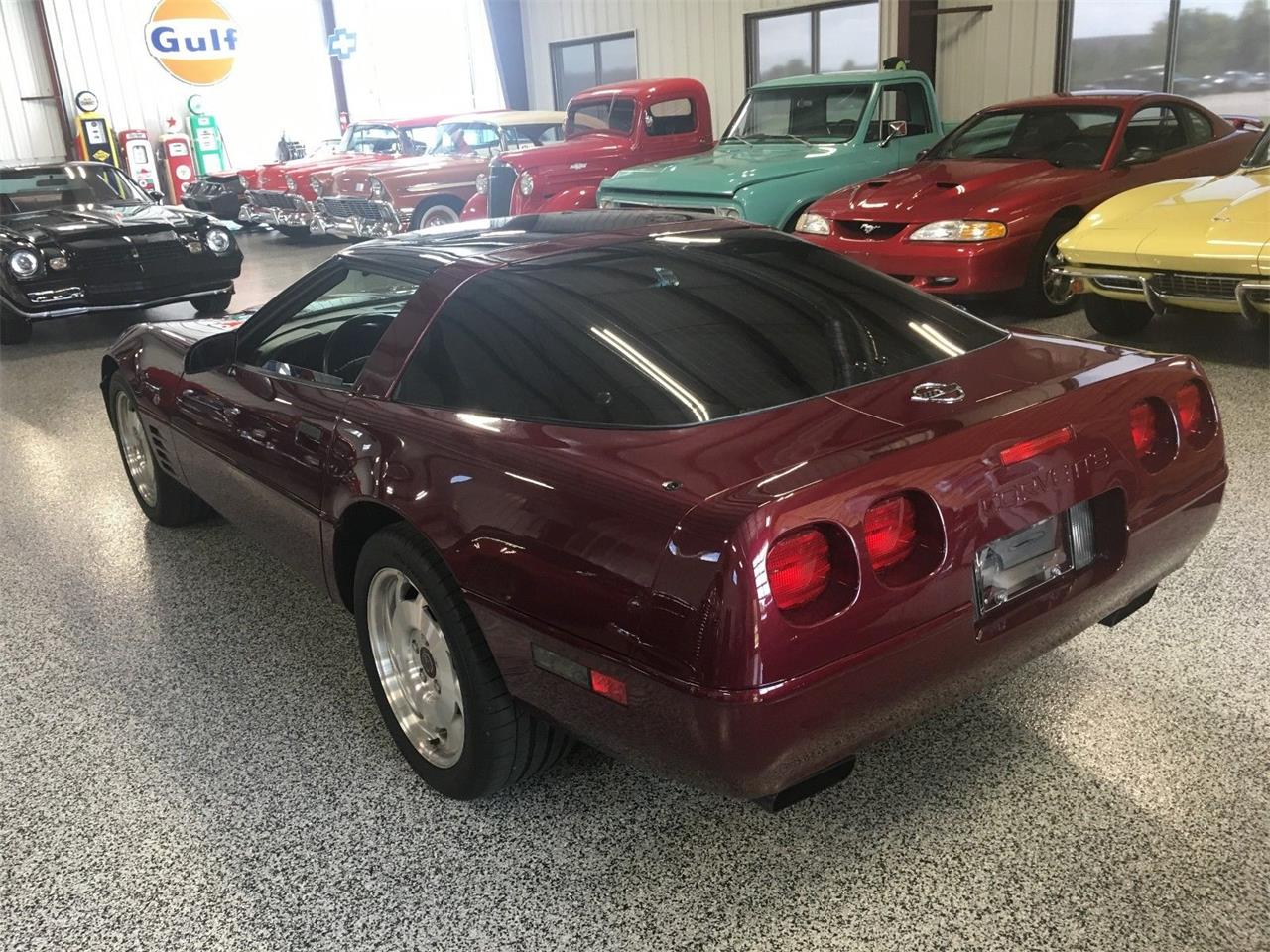 1993 Chevrolet Corvette (CC-1146821) for sale in Hamilton, Ohio