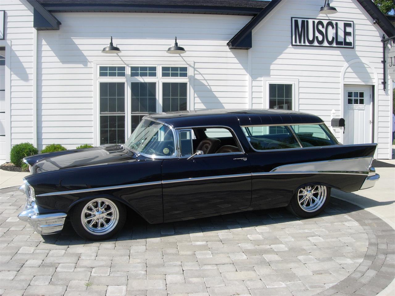 1957 Chevrolet Nomad (CC-1146824) for sale in Newark, Ohio