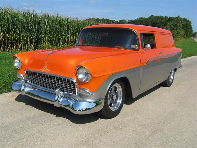 1955 Chevrolet Sedan Delivery (CC-1147065) for sale in Shaker Heights, Ohio