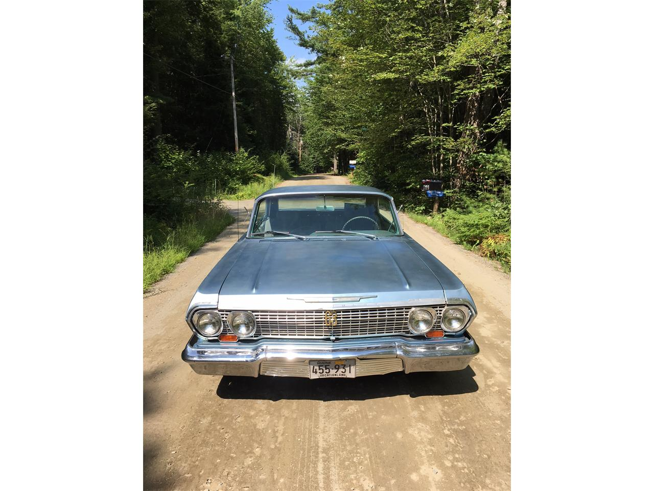 1963 Chevrolet Impala SS (CC-1140729) for sale in Canaan, Maine
