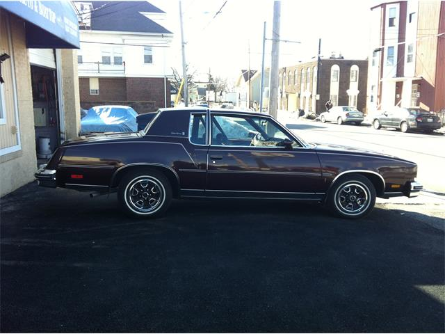 1980 Oldsmobile Cutlass Supreme Brougham (CC-1147338) for sale in North Providence, Rhode Island