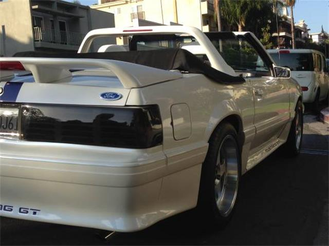 1987 Ford Mustang (CC-1147378) for sale in Van Nuys, California