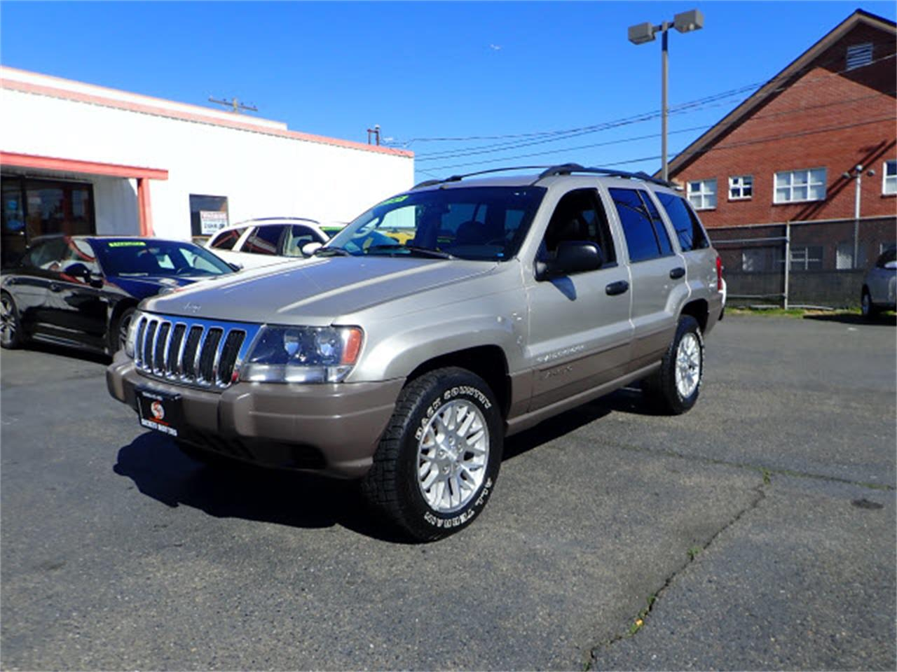 2003 jeep grand cherokee for sale classiccars com cc 1147622 2003 jeep grand cherokee for sale