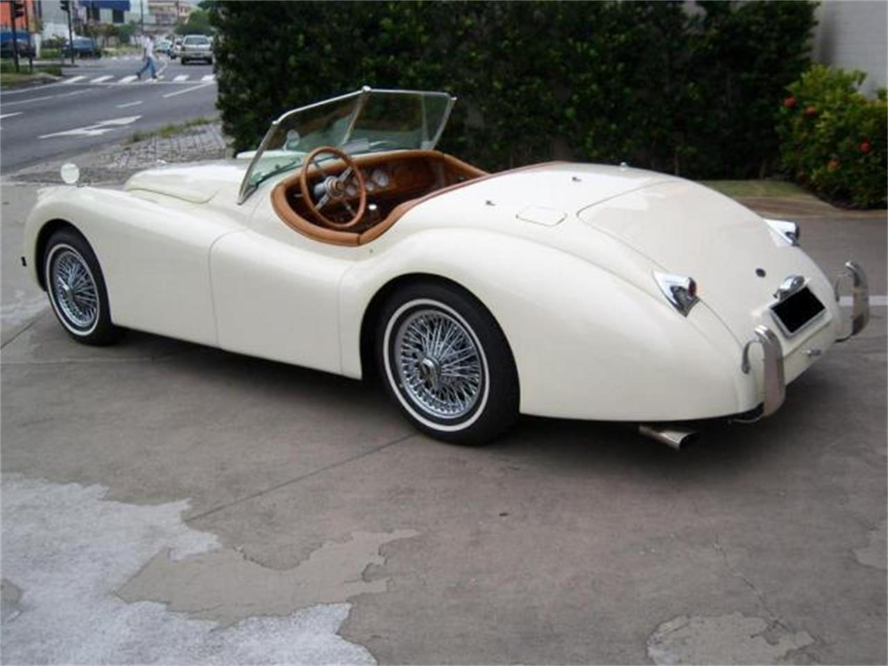 1954 Jaguar XK120 (CC-1147644) for sale in Fort Lauderdale, Florida