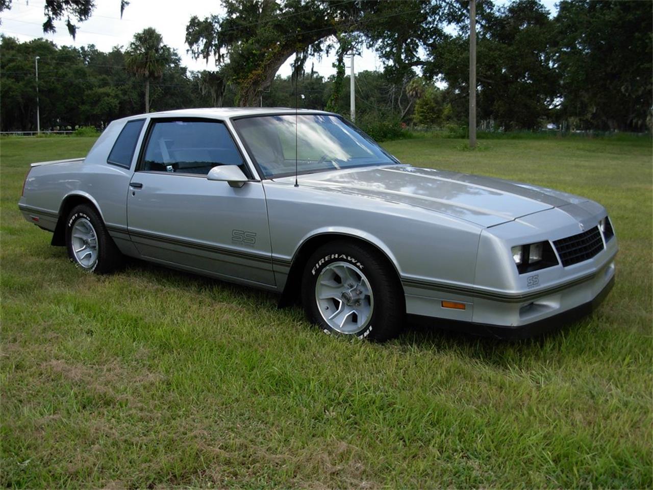 88 Monte Carlo >> 1988 Chevrolet Monte Carlo For Sale Classiccars Com Cc