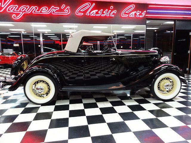 1934 Ford Deluxe (CC-1147662) for sale in Bonner Springs, Kansas