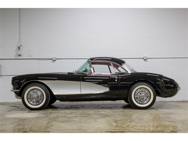 1957 Chevrolet Corvette (CC-1147703) for sale in Montreal, Quebec