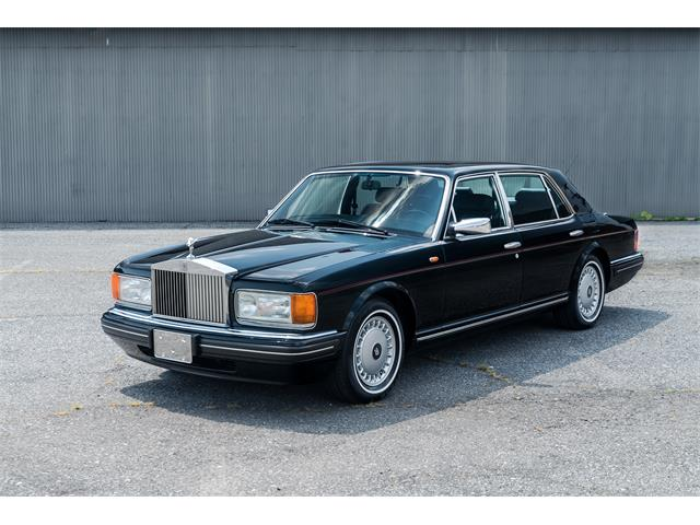 1996 Rolls-Royce Silver Dawn (CC-1148010) for sale in Philadelphia , Pennsylvania