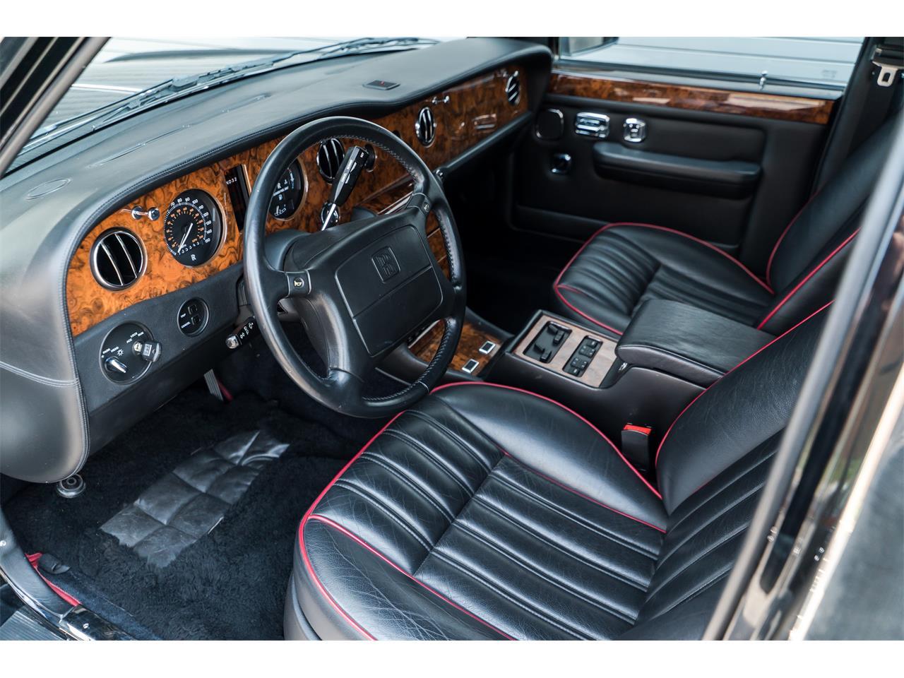 1996 Rolls-Royce Silver Dawn (CC-1148010) for sale in Philadelphia , Pennsylvania