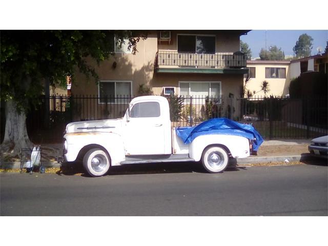 1952 Ford F100 (CC-1148064) for sale in Ridgecrest, California