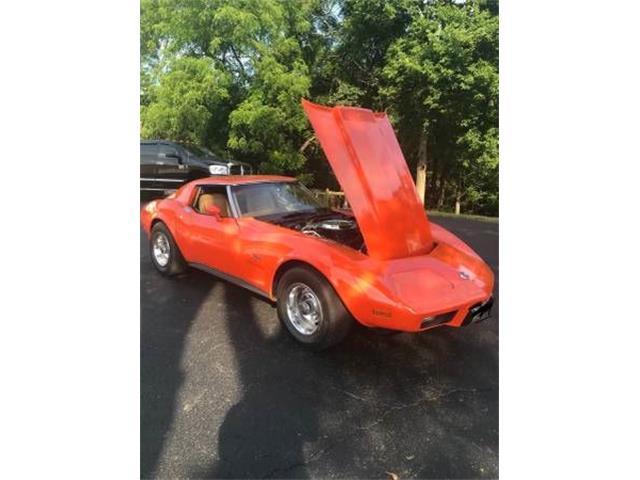 1976 Chevrolet Corvette (CC-1148142) for sale in Cadillac, Michigan