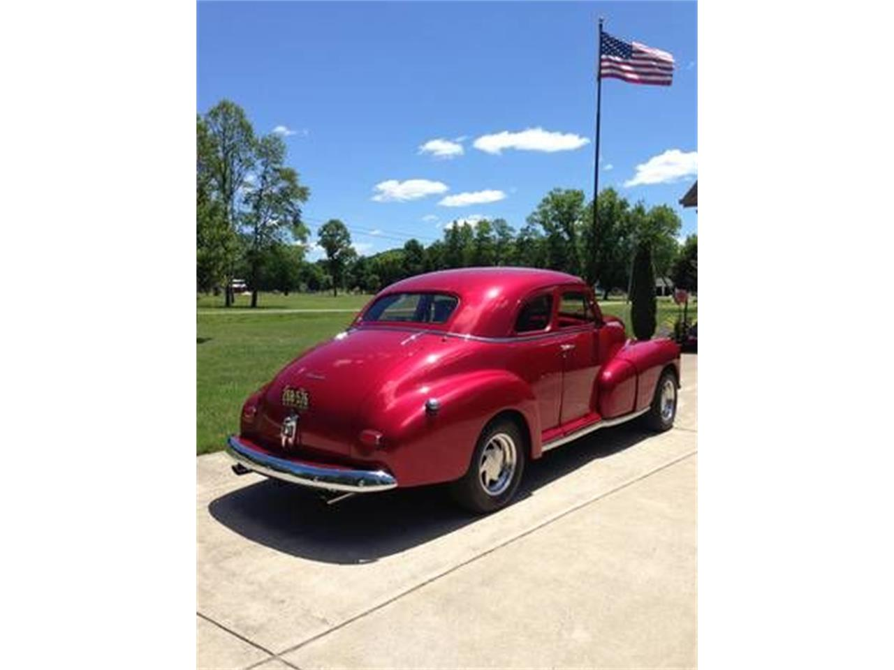 1948 Chevrolet Coupe (CC-1148154) for sale in Cadillac, Michigan