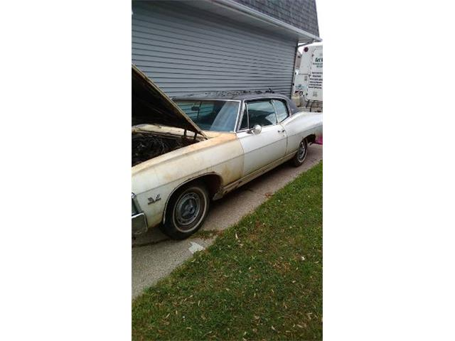 1967 Chevrolet Caprice (CC-1148178) for sale in Cadillac, Michigan