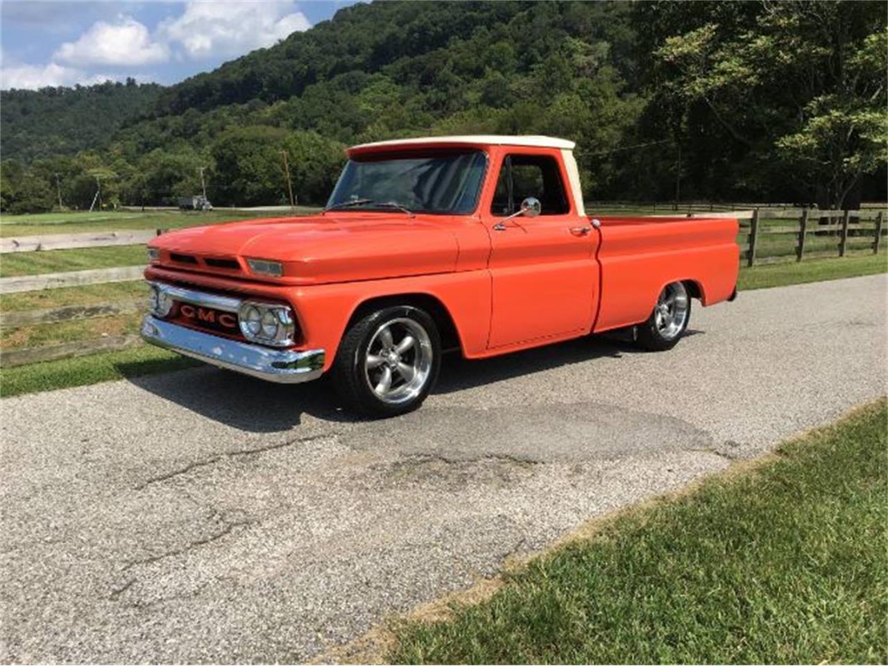1966 GMC Pickup (CC-1148191) for sale in Cadillac, Michigan
