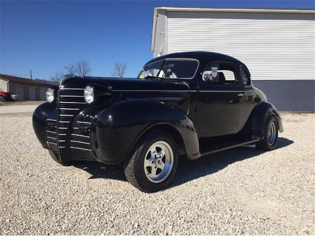 1939 Plymouth Business Coupe (CC-1148194) for sale in Cadillac, Michigan