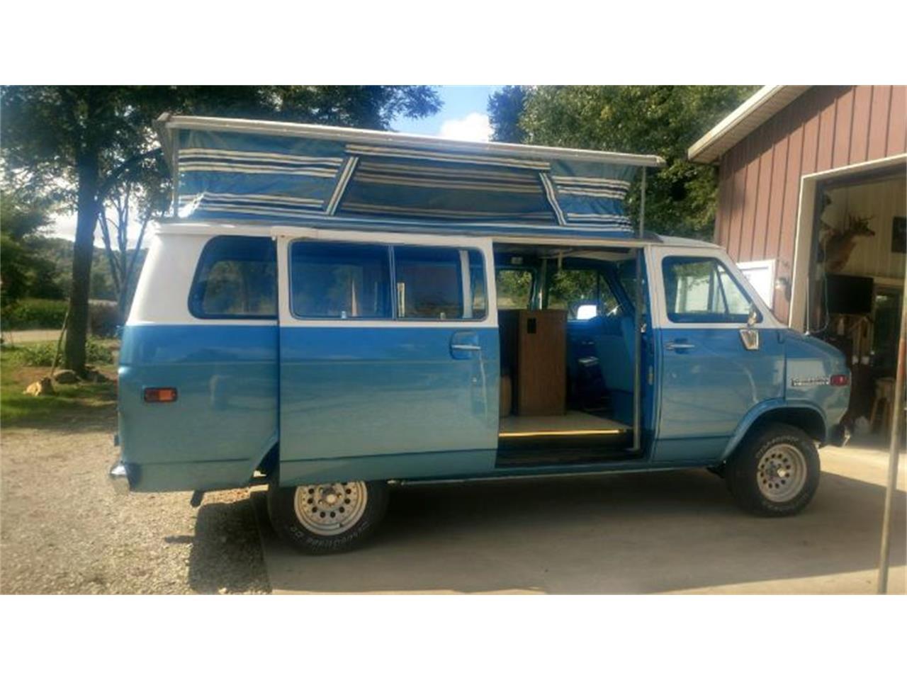 1971 Chevrolet Van (CC-1148195) for sale in Cadillac, Michigan