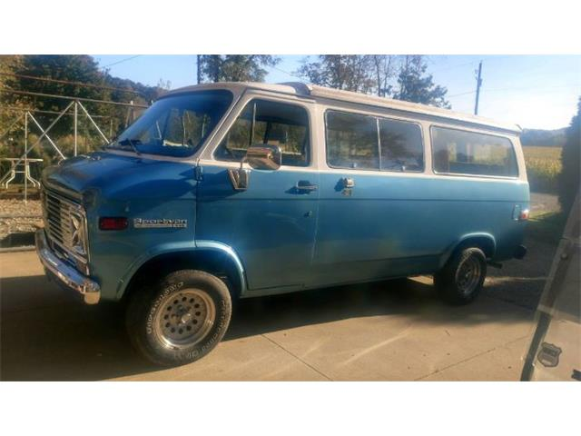 1971 Chevrolet Van (CC-1148195) for sale in Cadillac, Michigan