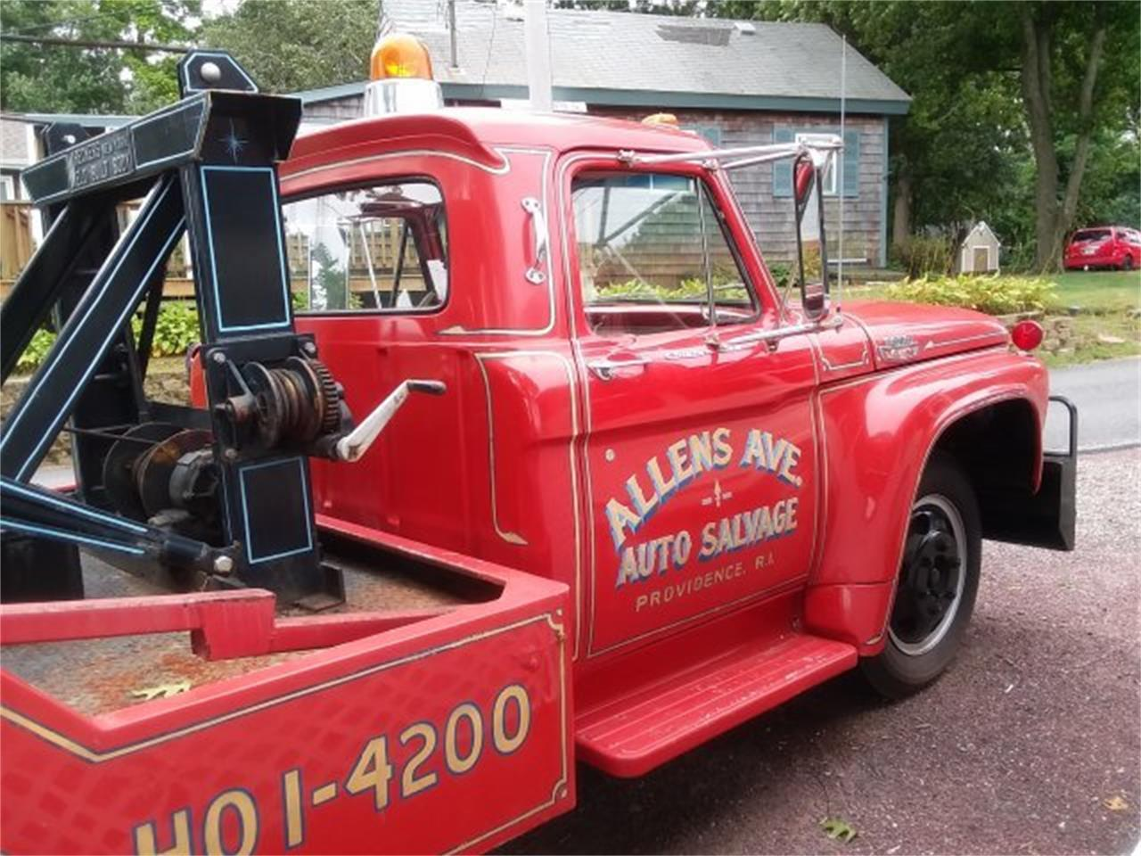 1965 Ford F600 (CC-1148254) for sale in Hanover, Massachusetts