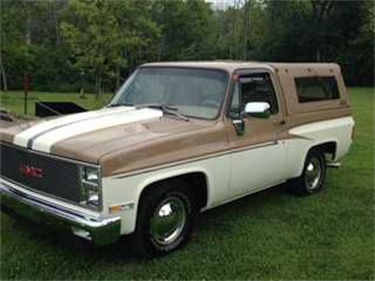 1981 GMC Jimmy (CC-1148276) for sale in West Pittston, Pennsylvania