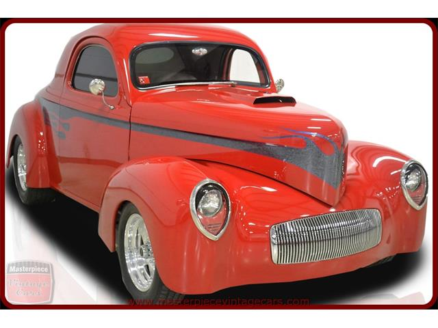 1941 Willys Coupe (CC-1148376) for sale in Whiteland, Indiana