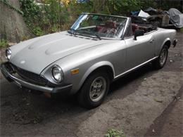 1981 Fiat 124 (CC-1148432) for sale in Stratford, Connecticut