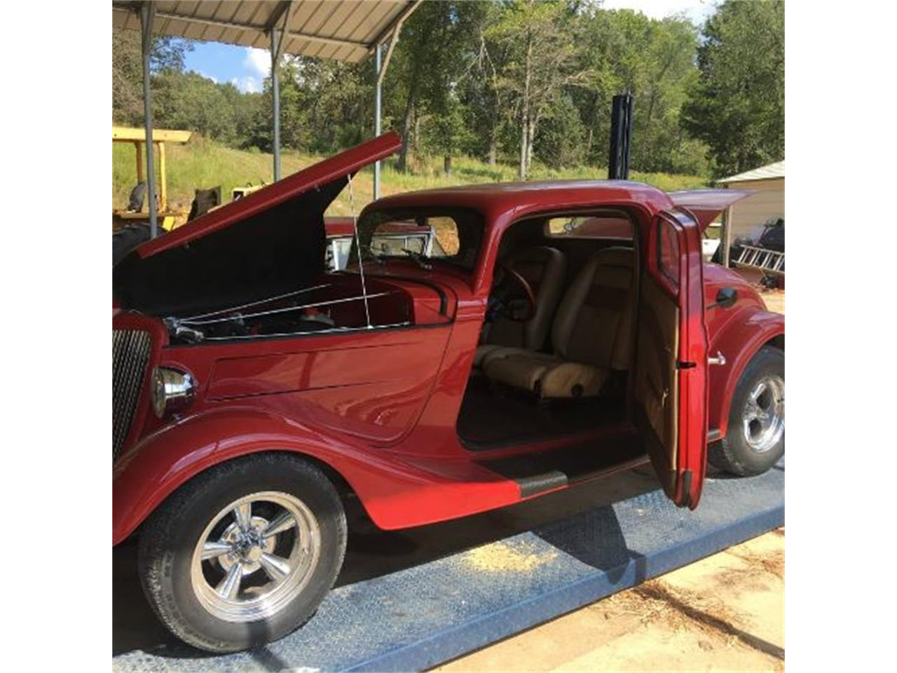 1934 Ford Coupe (CC-1148490) for sale in Cadillac, Michigan
