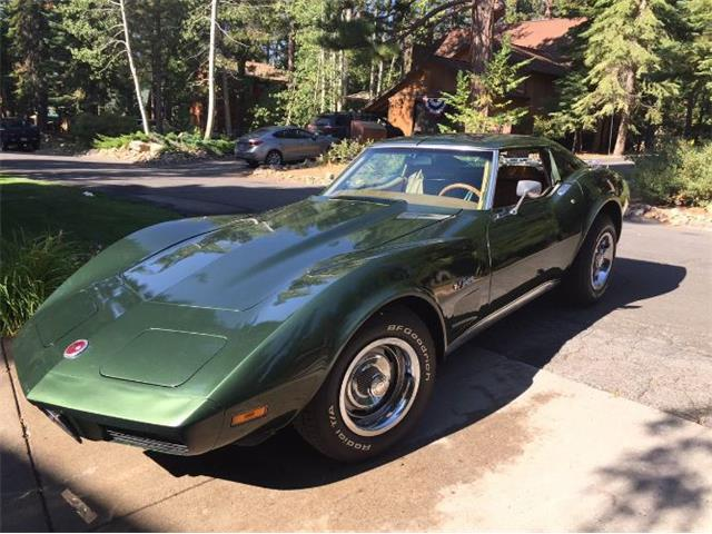 1974 Chevrolet Corvette (CC-1148511) for sale in Cadillac, Michigan