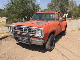 1976 Dodge D100 (CC-1148513) for sale in Cadillac, Michigan
