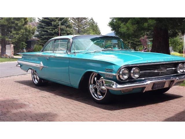1960 Chevrolet Impala (CC-1148525) for sale in Cadillac, Michigan