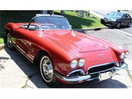 1962 Chevrolet Corvette (CC-1148672) for sale in North Bergen, New Jersey