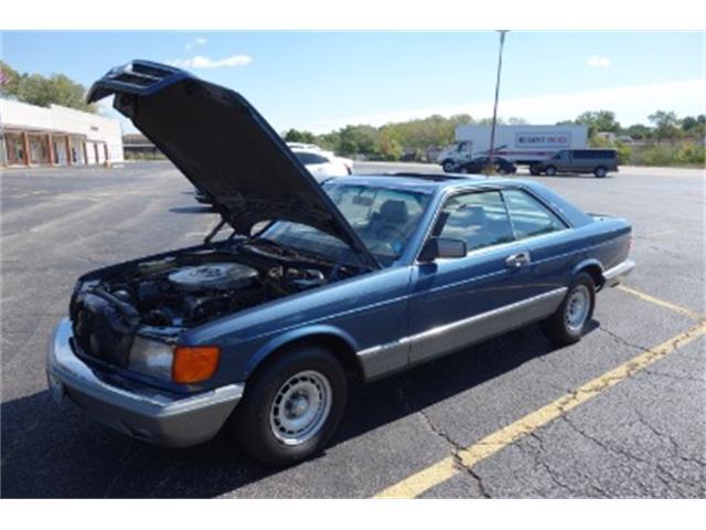1984 Mercedes-Benz 500 (CC-1148732) for sale in Mundelein, Illinois