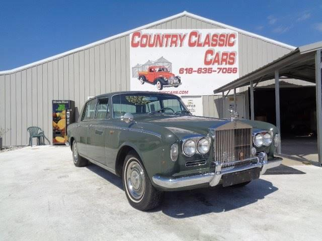 1967 Rolls-Royce Silver Shadow (CC-1148737) for sale in Staunton, Illinois