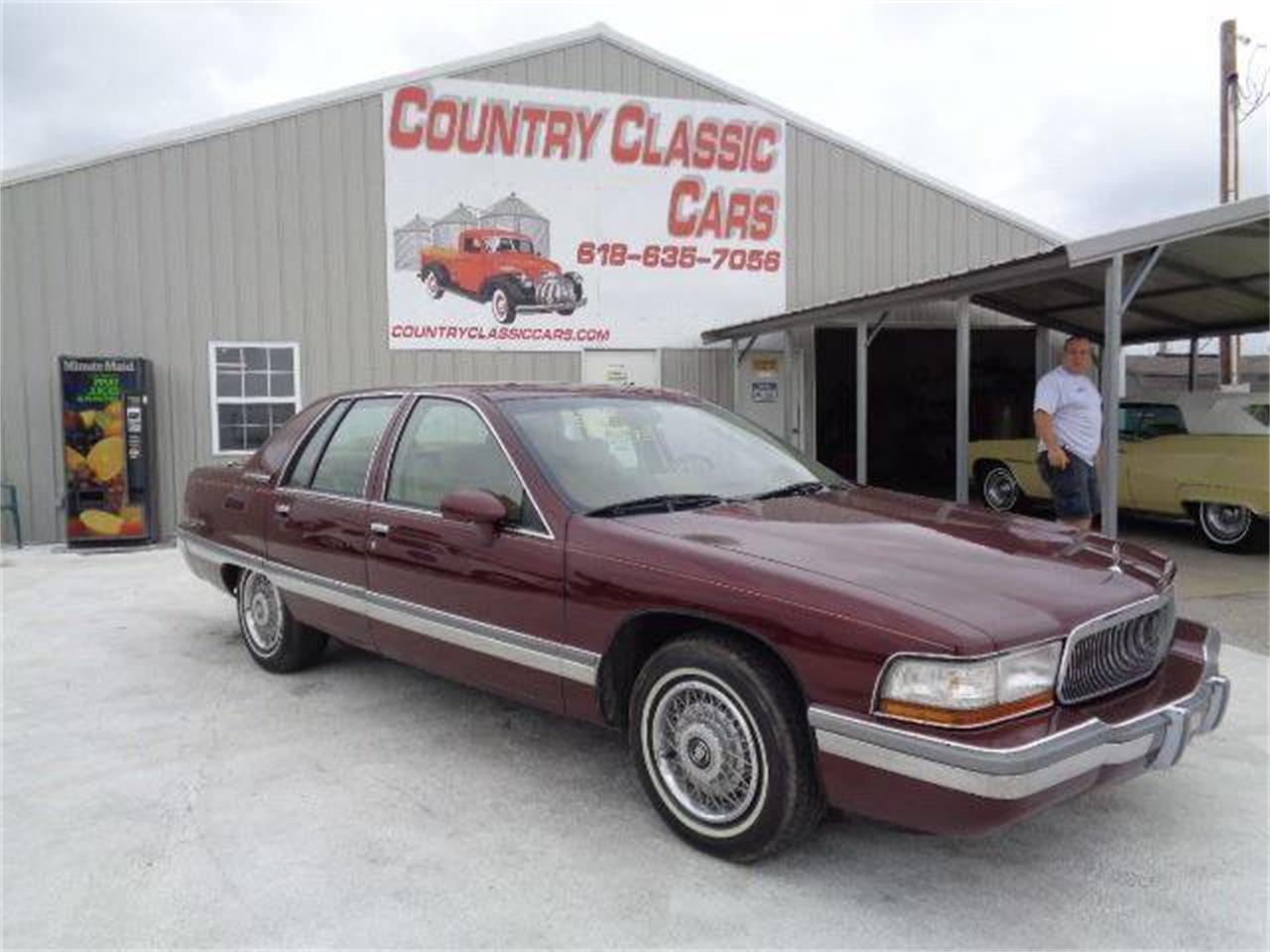 1992 Buick Roadmaster (CC-1148743) for sale in Staunton, Illinois