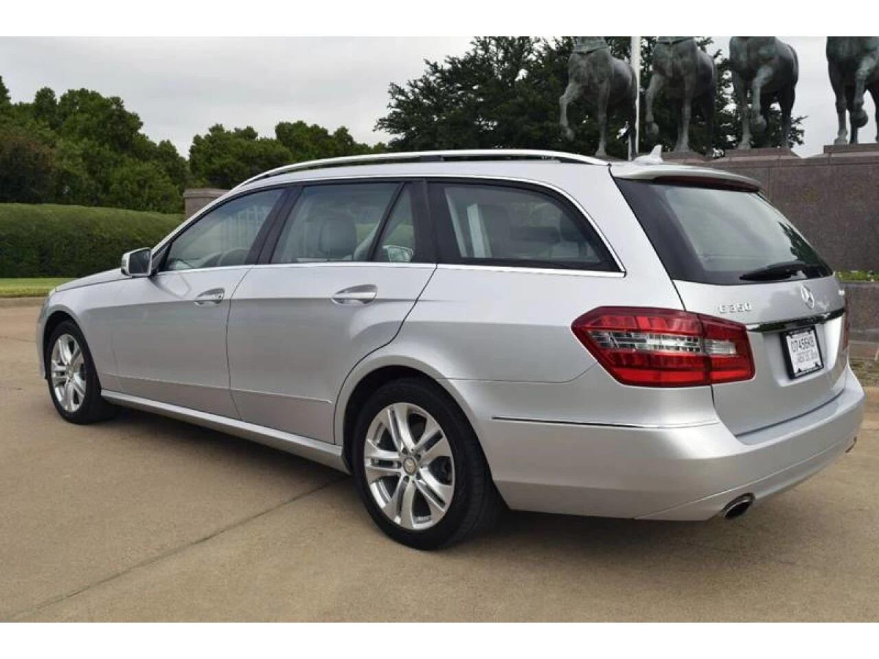 2011 Mercedes-Benz E-Class (CC-1148801) for sale in Fort Worth, Texas